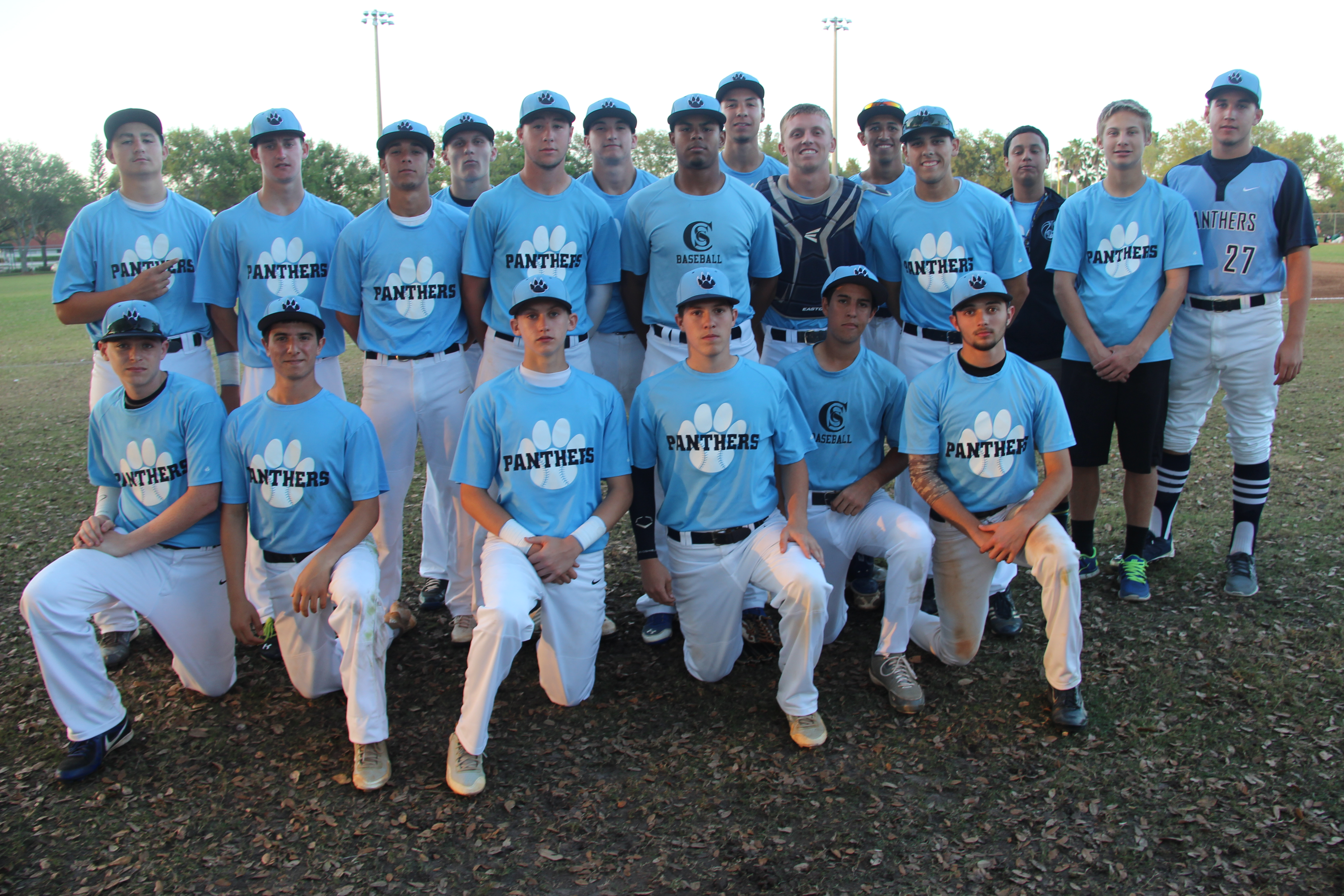 Coral Springs Charter Baseball Team is 5-1 and 3-1 in District ...