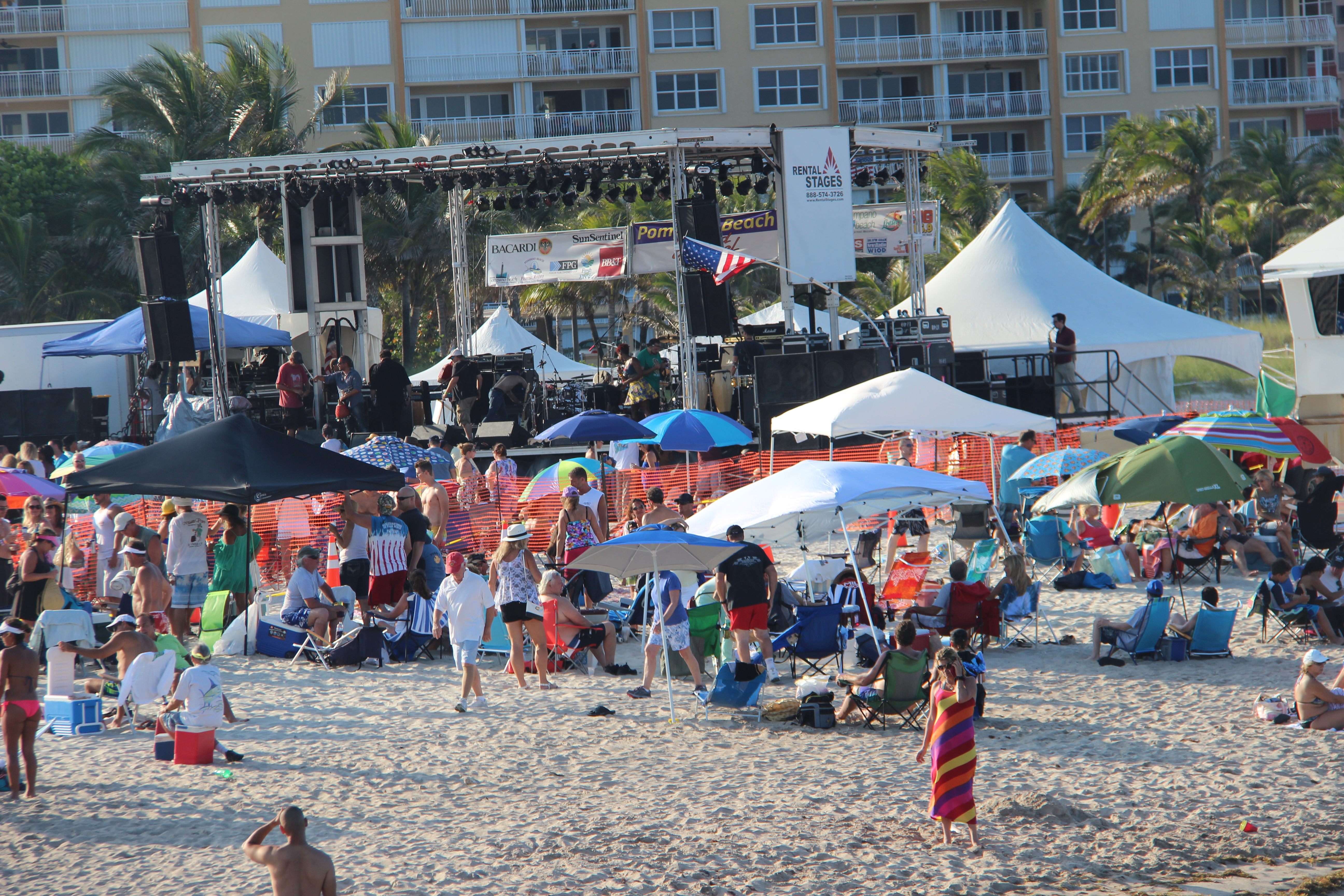 Pompano Beach Seafood Festival Address