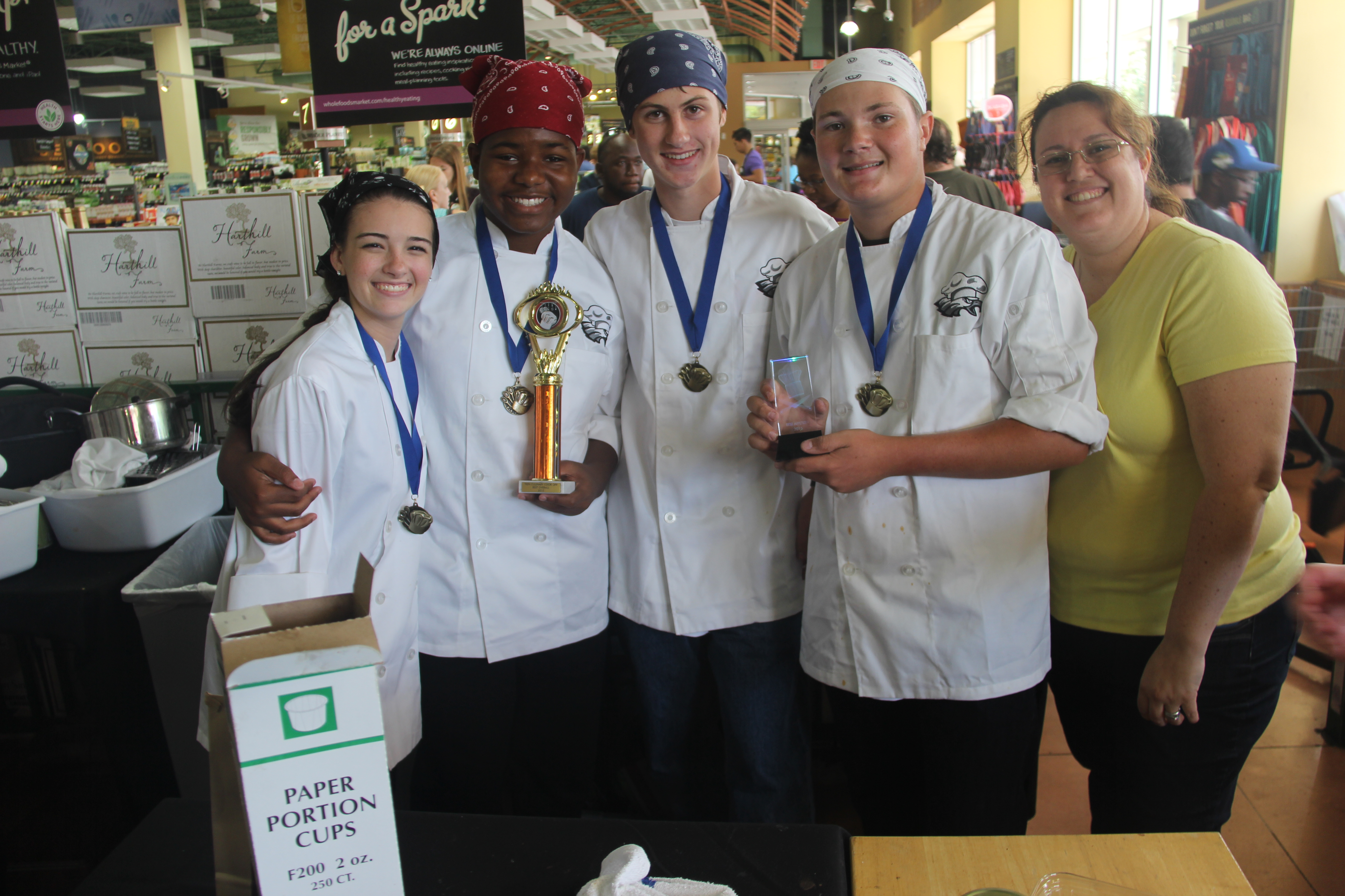 Culinary Team Member Whole Foods