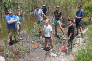 Sawgrass Nature Center Summer Camp