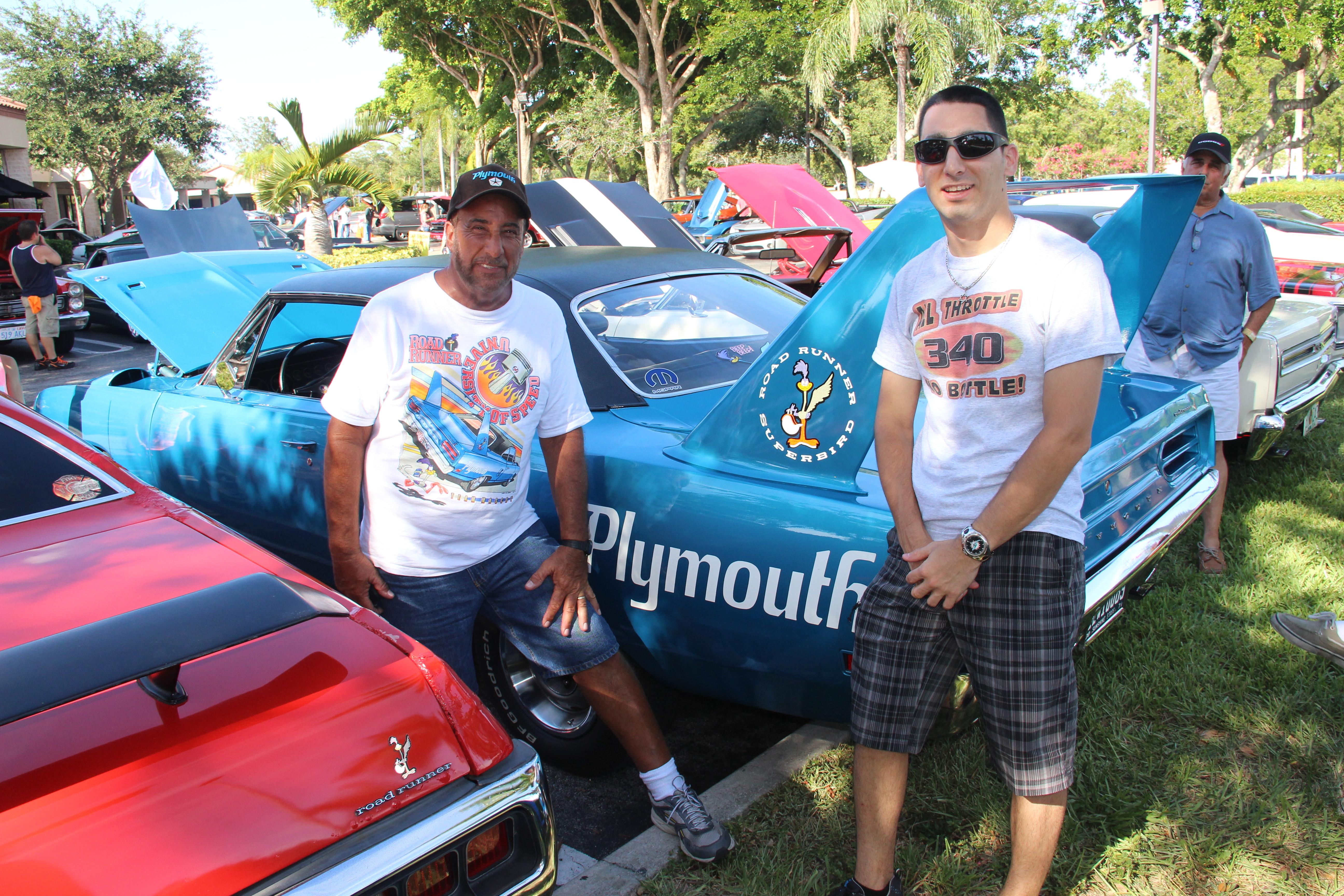 Tijuana Taxi Coral Springs Car Show Sunday